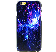 Colorful Stars in Sky Pattern Hard Case for iPhone 6