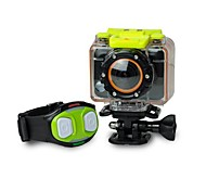 RICH HD SPORTS CAMERA SUPPORT WIFI FUNCTION 1080P DIGITAL CAMERA MOTION 170° WIDE ANGLE LENS 5.0MEGA PIXEL