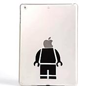 Fundas Traseras ( Plástico Gráfico para Manzana iPad 3