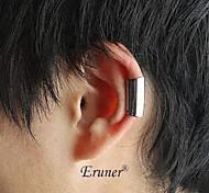 eruner® 2015 de la joyería de venta pendientes de cobre u oído calientes para los hombres