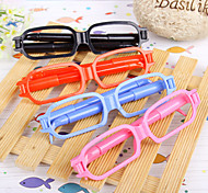 Creative Glasses Shaped Ball Pen (Random Color)