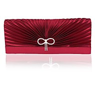 Handbag Matte Silk Evening Handbags/Clutches/Mini-Bags