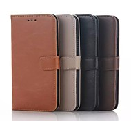 5.2 Inch Crazy Ma Pattern Luxury PU Wallet Leather Case with Stand  for Motorola MOTO X+1(XT1085)(Assorted Colors)