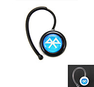 Mini-a Bluetooth V2.1 Handsfree Stereo Headset with Mic Telephone Answering for Samsung N95 S6 S5 S4(Assorted Color)