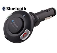 bluetooth kit vivavoce per auto per accendisigari, Bluetooth 4.0 può supportare due telefoni contemporaneamente