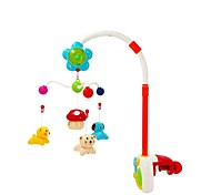 BabyGuard Baby Bed Bell Music Rotate Bed Ring Baby Toys Baby Educational Toys