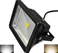 Lâmpada de Alta Intensidade 50 W 5000 LM 2800-7000 K Branco Quente/Branco Frio 1 LED de Alta Potência 1 pç AC 85-265 V