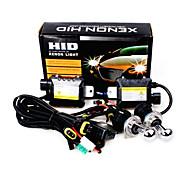 12V 35W H4 Hid Xenon Conversion Kit 4300K
