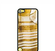 The White and Gold Dress Design Metal Case for iPod touch 5