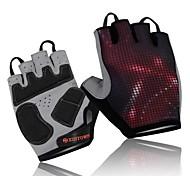XINTOWN Hombres Deporte Mittens Transpirable/Secado rápido/Listo para vestir/Capilaridad/Almohadilla 3D/A prueba de resbalones M/L/XLCamping y