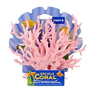 decorazione acquario in plastica per i pesci