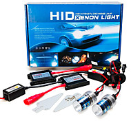 Kit 12V 35W H7 AC Hid Xenon Conversion 6000K