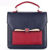 Handbag Luxurious Satin Shoulder Bags With Gold Hardware
