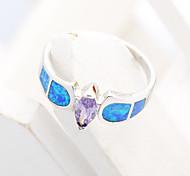 High Quality Fashion Platinum in Australia  Sapphire Ring