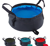 Outdoor Floding Basin Camping Hand-Basin Portable Tub