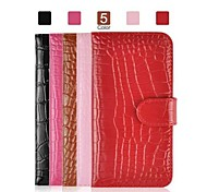 High-Grade Leather Crocodile Lines Around Open Can Put National Sets  for iPhone 6  (Assorted Colors)
