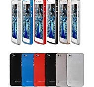 Luxury Ultra-thin All Metal Aluminum Case Cover for Huawei honor 6 (Assorted Color)
