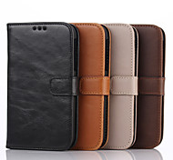 3.5 Inch Luxury Pattern Wallet Leather Case for Blackberry classic Q20(Assorted Colors)