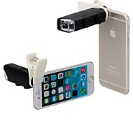 APEXEL 60-100X Zoomable Microscope Magnifier with LED Light for Apple iPhone /Samsung Phone and Others