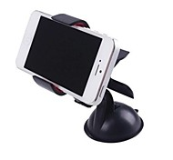 Mobile Phone Car Mount for iPhone4/5/6 plus , Samsung Galaxy S5/4/3/Note 4/3,  Cell Phone Holder - Cell Phone Car Mount