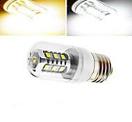 Bombillas Mazorca ding yao E26/E27 9 W 15 SMD 5730 360 LM Blanco Cálido/Blanco Fresco AC 100-240 V 1 pieza