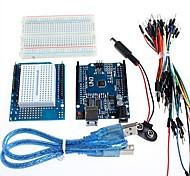 Uno + espansione prototipo bordo e tagliere per Arduino