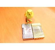 encendedores muela de diamante de metal creativos oro plata