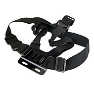 B-Type New Adjustable Chest Body Harness Belt Strap Mount For Gopro HD Hero 2/3/3+/4 Camera