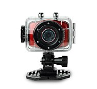 RICH HD SPORTS CAMERA 720P HD 60 FPS 120°WIDE ANGLE LENS 4 X ZOOM