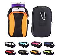 Multi-Function Textile Pouches for Samsung Galaxy Note 3 Galaxy Note 4 (Assorted Colors)