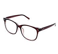 [Free Lenses] PC Wayfarer Full-Rim Retro Prescription Eyeglasses