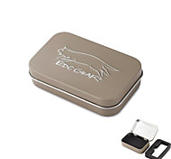 EDCGEAR Metal Storage Box Case for Cigarette - Sand Color
