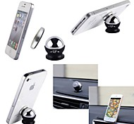 YOUFO Universal 360 Degree Magnetic Car Mount Dashboard Holder Stand for iPhone 4s/5s/6 Plus and Others