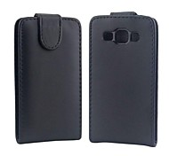 Samsung Handy - Samsung Galaxy A3 - Hüllen (Full Body) - Einfarbig/Spezielles Design PU Leder )