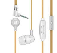 Ecouteurs ( Ecouteurs ) Cablé - Pomme Dans l'oreille