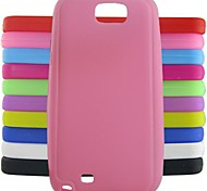 Jelly Silicone Case for Samsung Galaxy Note 2 N7100