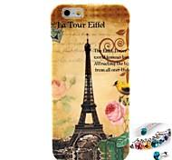 iPhone 6 - Back Cover - Gemengde Kleur/Cartoon/Speciaal Design/Nieuwigheid/Anime/Ontworpen in China ( Multi-kleur , Tpu )
