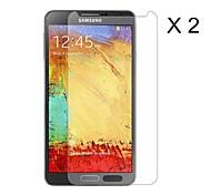 Protetor de Tela - Vidro Temperado à Prova de Explosões - para Samsung Galaxy Note 3
