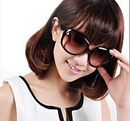 Sonnenbrillen mujeres's Klassisch / Elegant / Leicht / Modern überdimensional Schwarz Sonnenbrillen Vollrandfassung