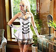 Opera Club Salesgirl Adult Women's Halloween Costume