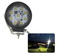 "Liancheng® 4"" 27W 2160 Lumens Super Bright LED Work Light for Off-road,Tractor,UTV,ATV"