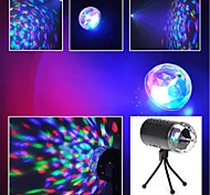 Mini 3W RGB Projector Laser DJ Disco KTV Effect Light Party Club Bar Stage Lighting (AC85-260)