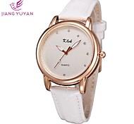 Women Watch Fashion Casual Bracelet Rhinestone Watch Quartz Rose Gold Luxury Dress Wristwatches(Assorted Colors)