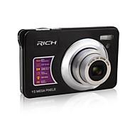 """RICH DC-Z150 HD 720P Pixels 15.0 Mega Pixels 12X zoom 2.7""""LCD Screen HD Digital Camera"""