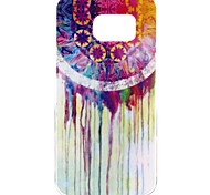 5.1 Inch Ball Pattern TPU Soft Case Back Cover for Samsung GALAXY S6 Edge G9250