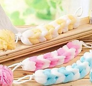 Loofahs & Sponges Bathtub / Shower PU Leather Multi-function / Eco-Friendly / Gift