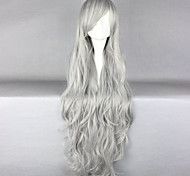 Silver Wig Fashion Cartoon Characters