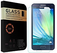 Tempered Glass Film Screen Protector for Samsung Galaxy A3