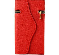 PU Leather Waist Bag Style Protective Bag for iPhone6 Plus (Assorted Colors)