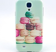 Funda Blanda Colorida para Samsung Galaxy S4 I9500